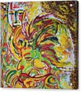 Ethnic Acrylic Print