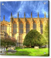 Eton College Chapel Acrylic Print