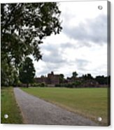 Eton College, Looking South Acrylic Print