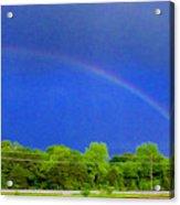 Etowah Rainbow Acrylic Print