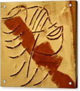 Etta - Tile Acrylic Print