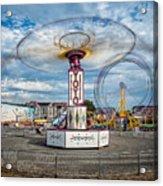 Eureka Carnival Acrylic Print