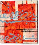 Eureka Acrylic Print