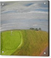 European Golf Tour Acrylic Print
