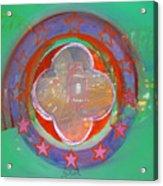 European Merry-go-round Acrylic Print