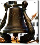 Euterpe Bell Acrylic Print