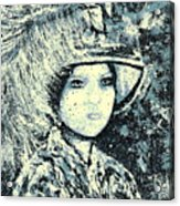 Evalina Acrylic Print