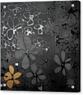 Eva's Garden Acrylic Print
