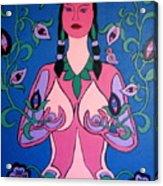 Eve Awakened Acrylic Print