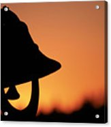 Evening Bell Acrylic Print
