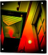 Evening Light Acrylic Print