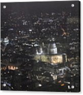 Evening London Acrylic Print