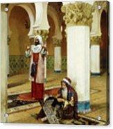 Evening Prayer Acrylic Print