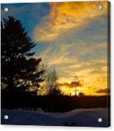 Evening Rising 2 Acrylic Print