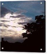 Evening Sky 1 Acrylic Print