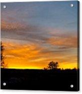 Evening Sky 2 Acrylic Print