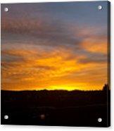 Evening Sky 3 Acrylic Print