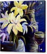 Evening Stars Acrylic Print