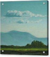 Evening Stillness Acrylic Print