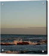 Evening Tide Acrylic Print
