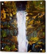 Evening Waterfall Acrylic Print