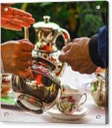 Event - Tea Garden Party - Serving Acrylic Print