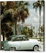 Everglade City I Acrylic Print