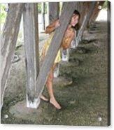 Everglades City Beauty 534 Acrylic Print