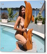 Everglades City Fl. Professional Photographer 350 Acrylic Print