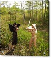 Everglades City Glamour 146 Acrylic Print