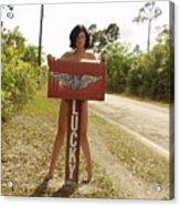Everglades City Photographer 432 Acrylic Print