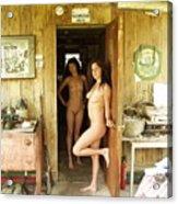 Everglades City Professional Photographer 708 Acrylic Print
