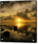 Everglades Sunrise Acrylic Print