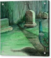 Everlasting Life Acrylic Print