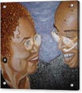 Everlasting Love Acrylic Print