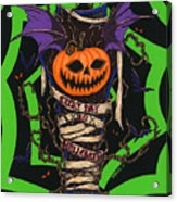 Every Day Is Halloween Acrylic Print