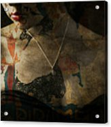 Every Picture Tells A Story Acrylic Print