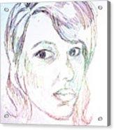 Every Woman - Eve Acrylic Print