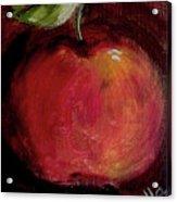 Eve's Apple.. Acrylic Print