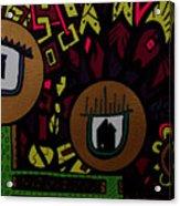 Evolution 1 Acrylic Print
