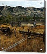 Ewing-snell Ranch 4 Acrylic Print