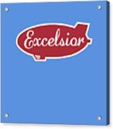 Excelsior Acrylic Print