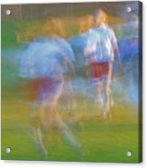 Excessive Speed Acrylic Print