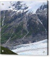 Exit Glacier Acrylic Print