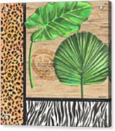 Exotic Palms 2 Acrylic Print