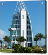 Exploration Tower Florida Acrylic Print