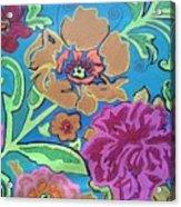 Exploring Blooms Acrylic Print