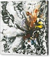 Explosion of Joy Acrylic Print