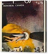 Expo 67 Acrylic Print