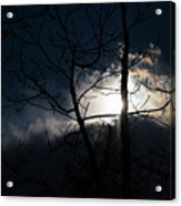 Exposing For The Light 2 Acrylic Print